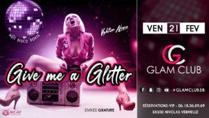 glitter , disco , house , creaskullt