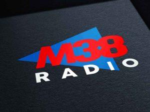 m38, radio, logo, isere, webradio, creaskullt