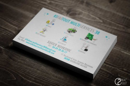 carte de visite, kifaitout multiservices, services, bourgoin jallieu, isere