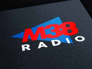 m38, radio, logo, isere
